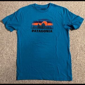 Men's Patagonia Slim Fit T-Shirt XS